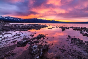 Mono Lake Sunset-2