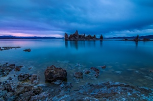 Mono Lake Sunset-3