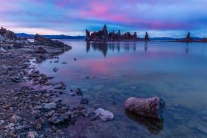 Mono Lake Sunset-4